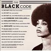 We need to abide by the black code, until it happens nothing matters - Layzie Gear