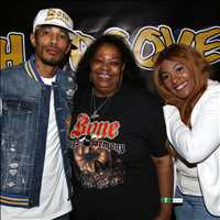 Happiest mother's day to my mom and my wife - Layzie Bone