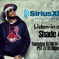 I'm gonna be hopping on the Shade 45 tonight on Sirius XM, come listen - Layzie Bone