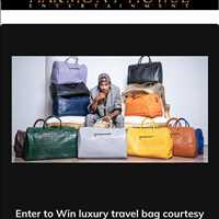As a big thanks to all my fans and the folks from @TotenCarry I'm giving away 3 free bags
