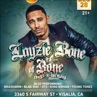 It's GO-MODE, see you all in Cali we're about to get LIT - Layzie Bone