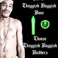 Thuggish rubber on the RISE, get these rubber soon!! - Layzie Bone