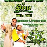 Friday it goes DOWN! Chicago, Bone Brothers - Layzie Bone