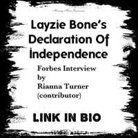 My declaration of independence, give it up for your boy - Layzie Bone