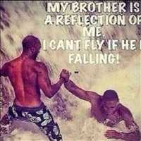 Real Truth! My brother is a reflection of me! - Layzie Bone