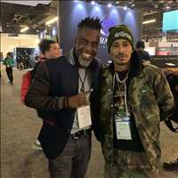 Ran into Damien Hall at the 2020 Namm show, respect - Layzie Bone