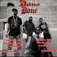 Bone Thugs n Harmony on the road - Layzie Bone