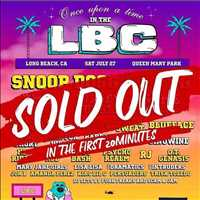 LBC in Cali with your boys at BTNH and Snoop Dogg SOLD OUT - Layzie Bone