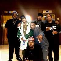 Real ones and legends all in this pic - Layzie Bone