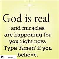 God is real and there are miracles happening right NOW - Layzie Bone