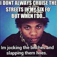 Just like Eazy said! Own the streets - Layzie Bone