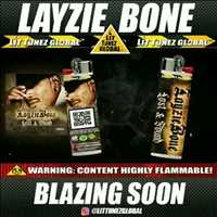 Dope ass lighters made by the fam, Lost & Found on the RISE - Layzie Bone