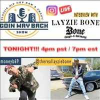 Instagram Live interview I did with Money B - Layzie Bone