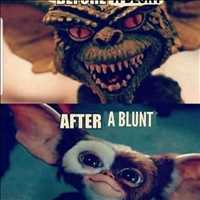 Before a blunt and after a blunt...-Layzie Bone