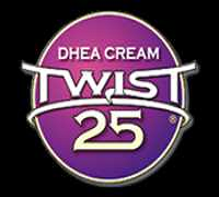 Twist 25 DHEA Cream Supports Your Body And Gives You Numerous Health Benefits Call 888-489-4782