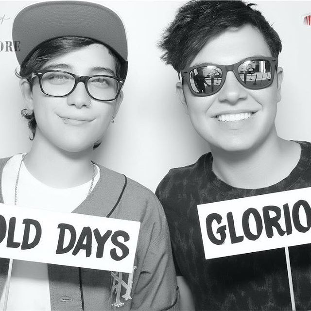 Mack w/ Mack #goodoldgays