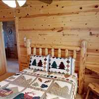Bedroom 2 3414 Killdeer Court Island Park Idaho 83429 Vacation Rental 866-500-4576