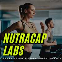 Launch Your Private Label Supplement Line with NutraCap Labs Call 800-688-5956