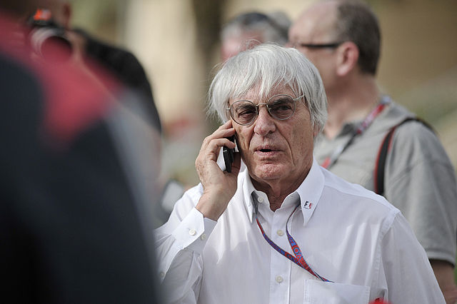 Bernie Ecclestone, F1 Formula One Racing