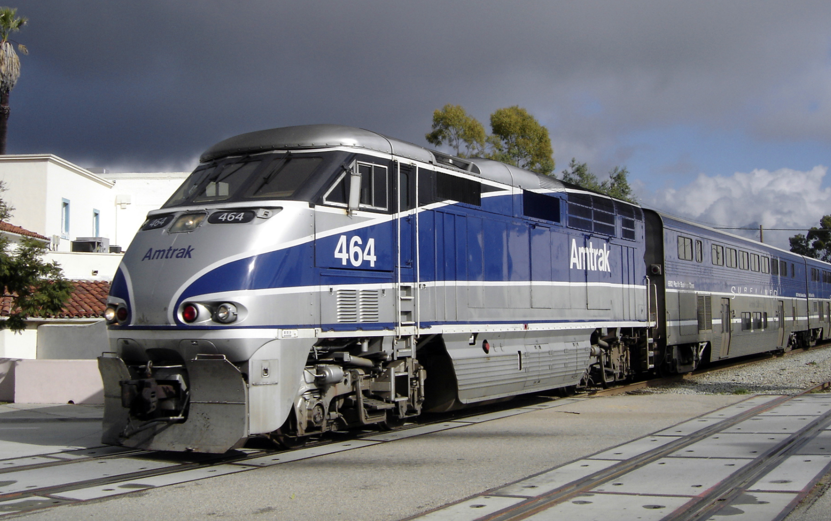 Amtrak Train Derails In Washington State Leaving 6 Dead Photo:Nabukodinosaure, WikiCommons,No Change
