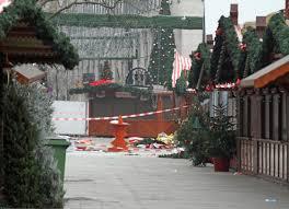 Christmas Market Berlin Attack