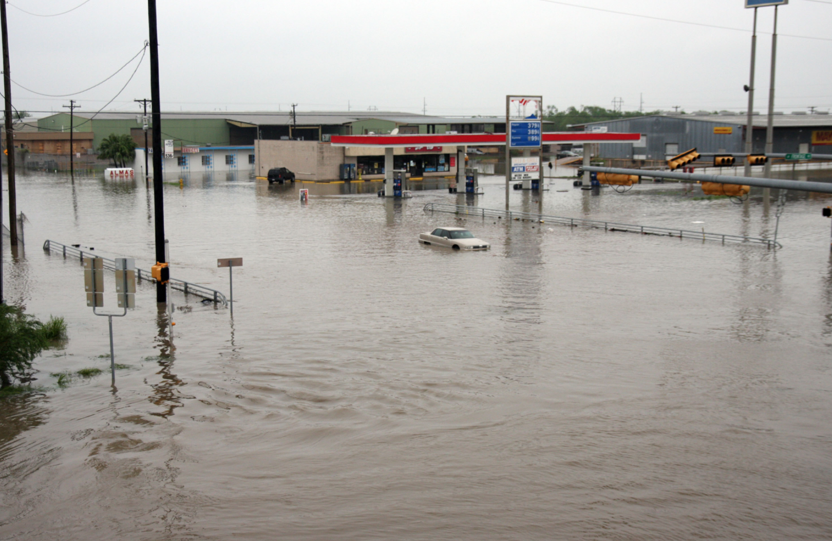 Landlords Demanding Rent In Flooded Homes From Hurricane Harvey Photo: BotMultichillT, WikiCommons