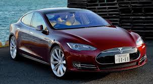 Tesla Self Driving Vehicle