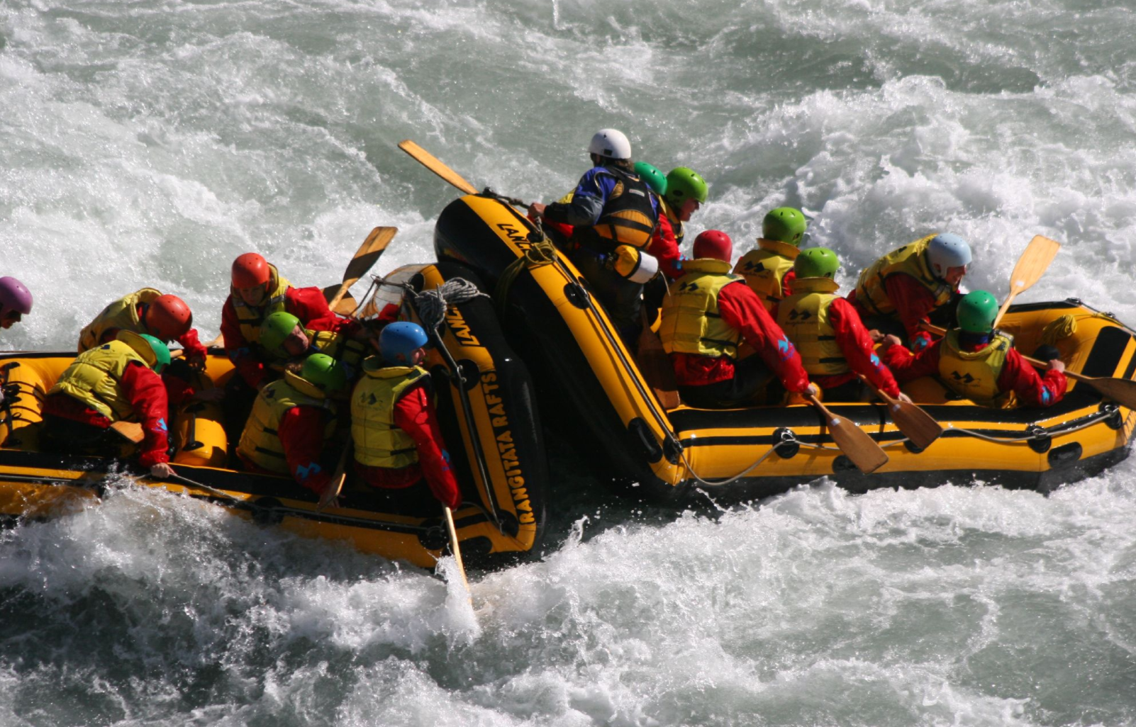 Colorado Rafter Eric Ashby Is Missing After Raft Overturns Photo: Prankster, No Change, WikiCommons