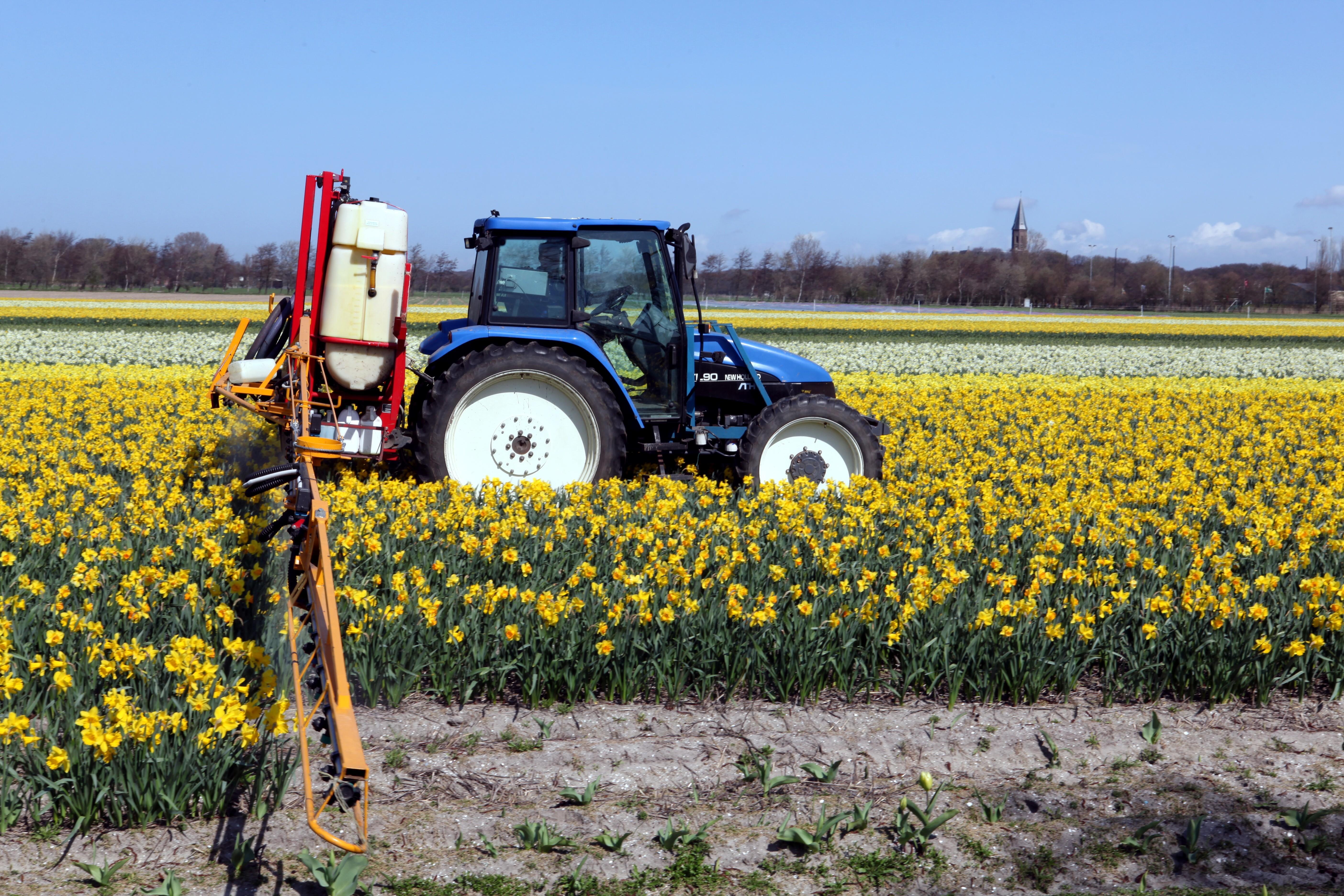 Farming Equipment Field Sprayer
