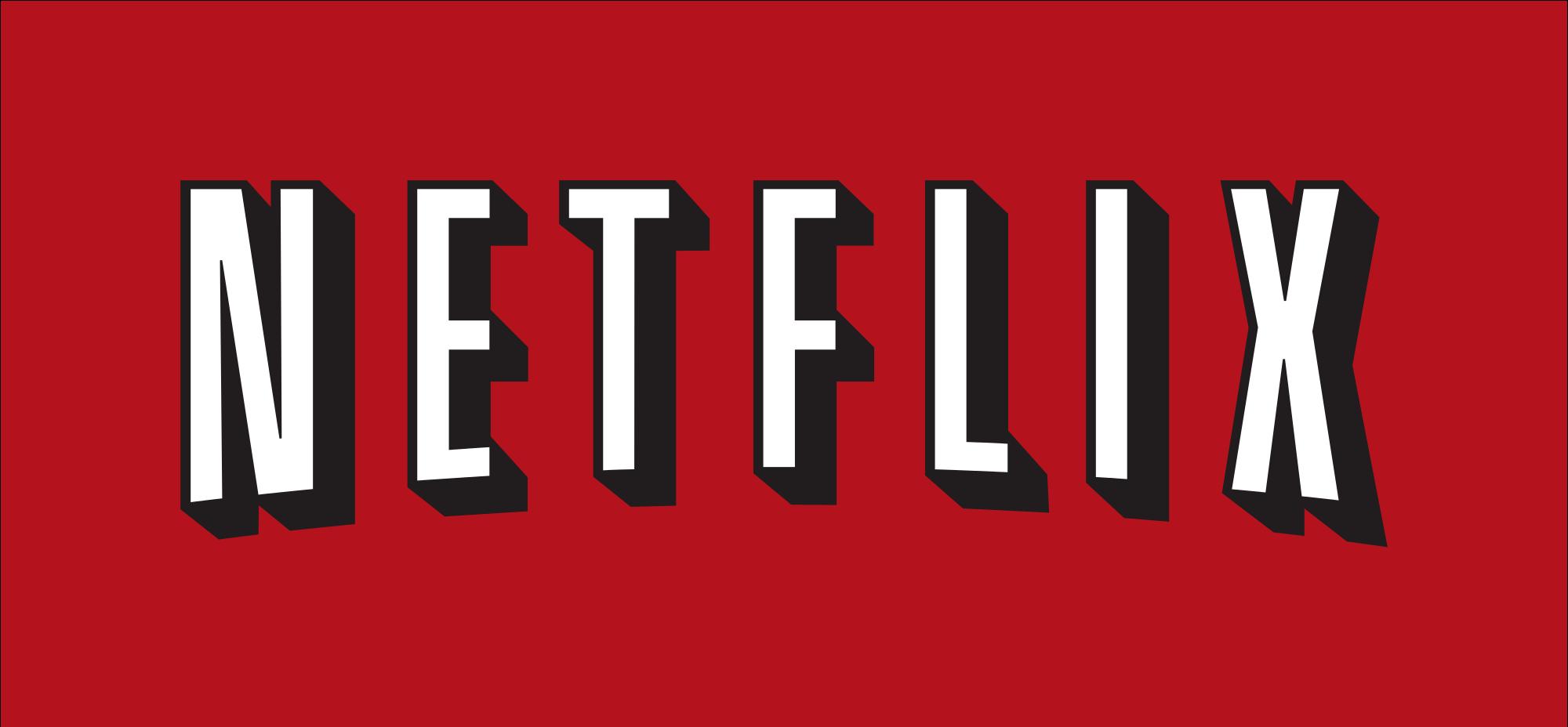 Photo Credit: Netflix Media Center, Netflix Logo