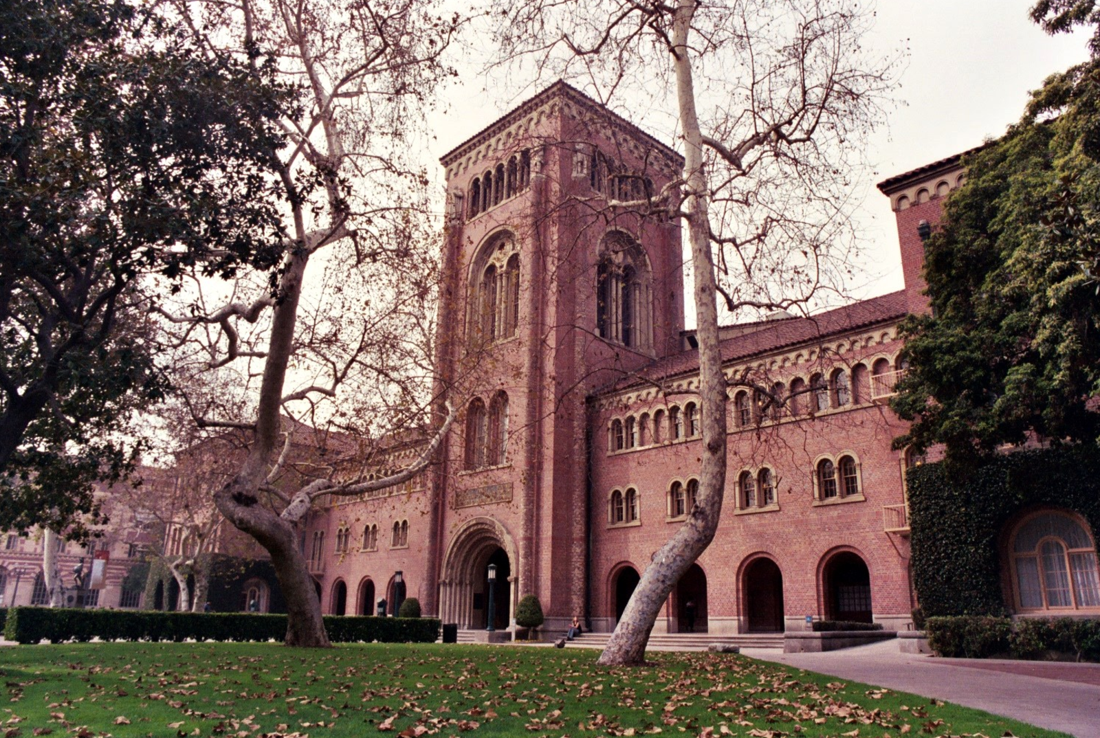 Decomposing Body of Jacob Kelley Found At USC Photo: WikiCommons, Brion Vibber, No Change