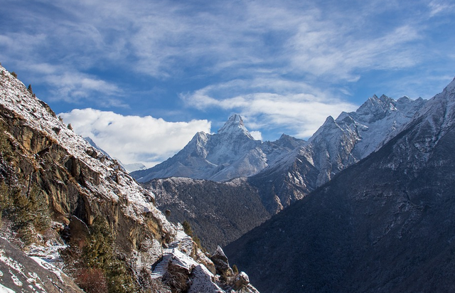 Indian Soldiers Recover 7 Bodies From Himalayas Photo: Pixabay, No Change, No Usage