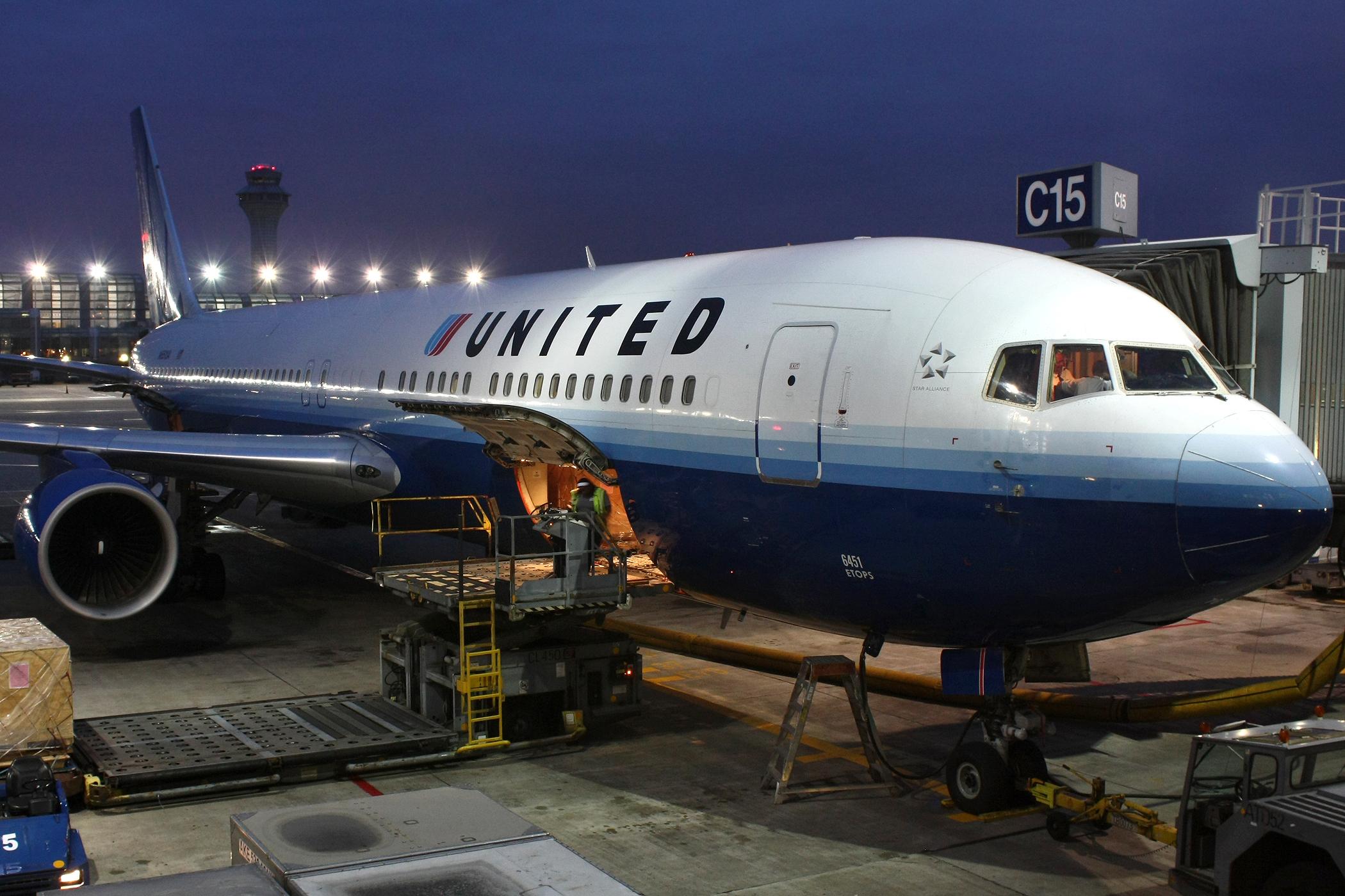 Unite Airlines