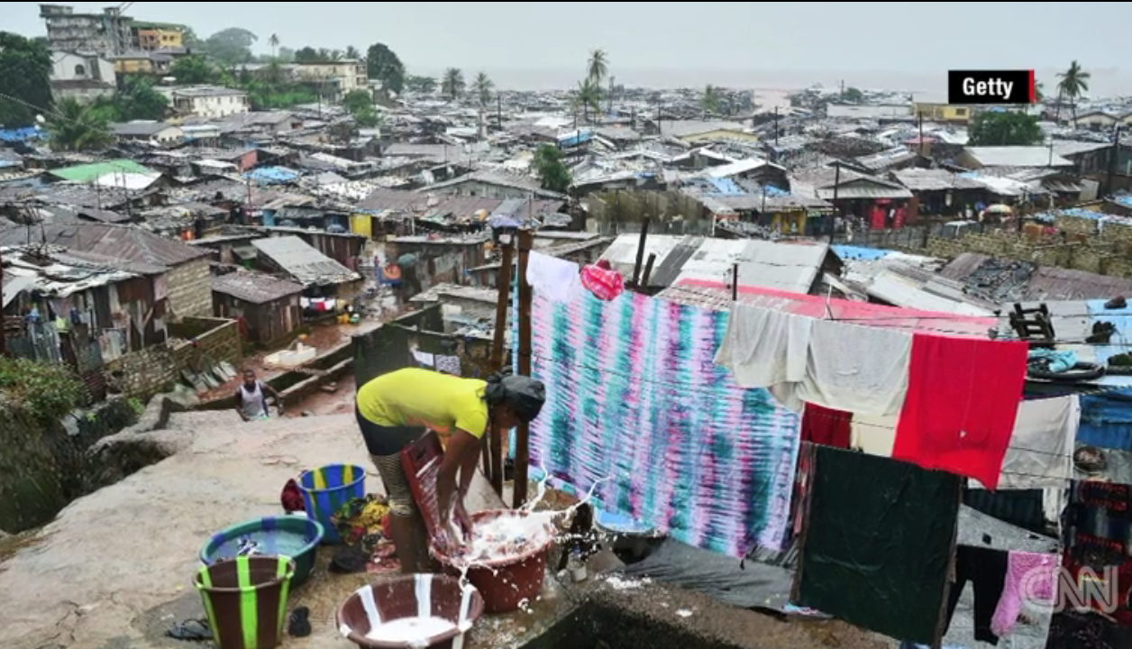 West Africa Living Conditions