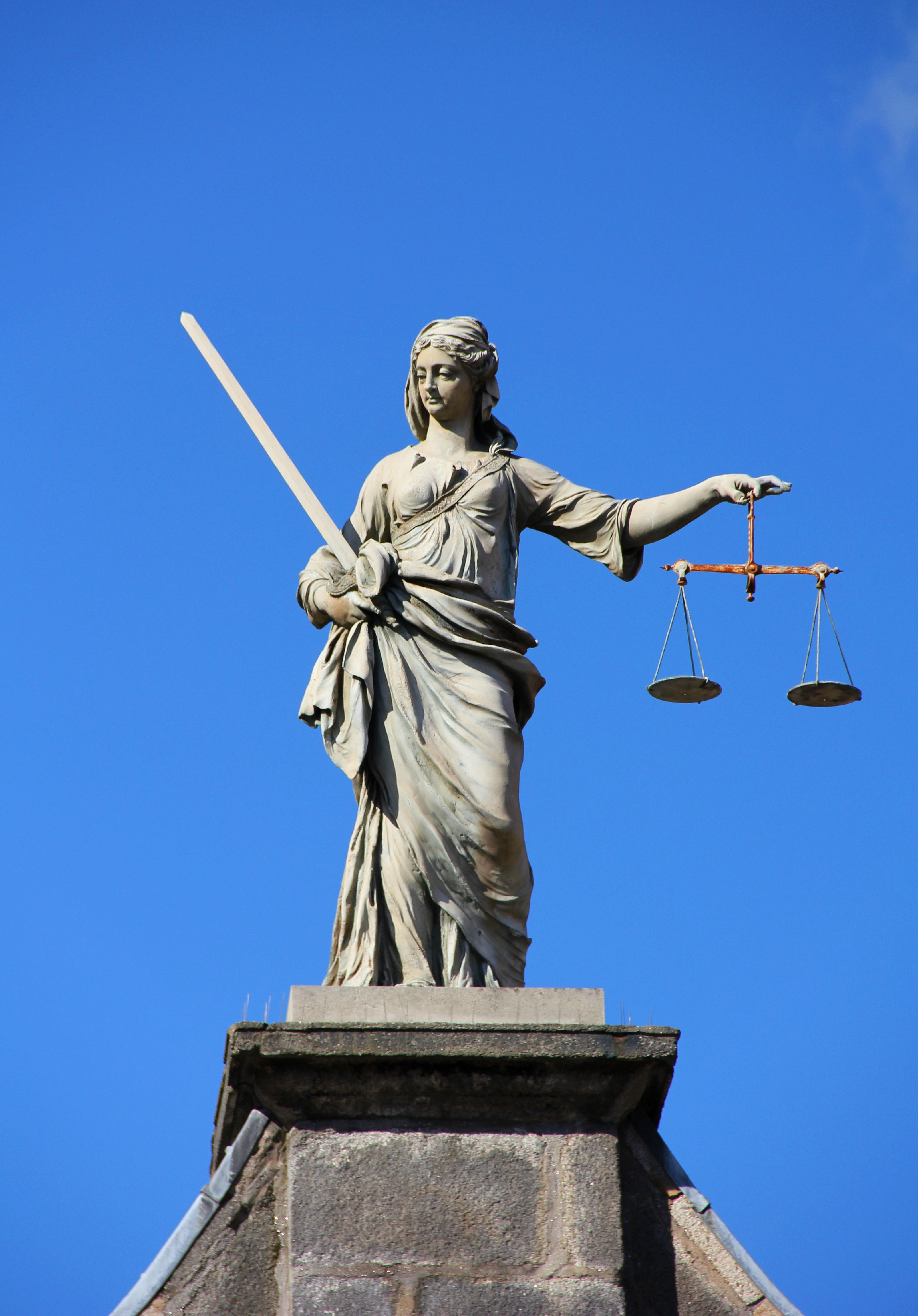 Lady Justice, Dublin