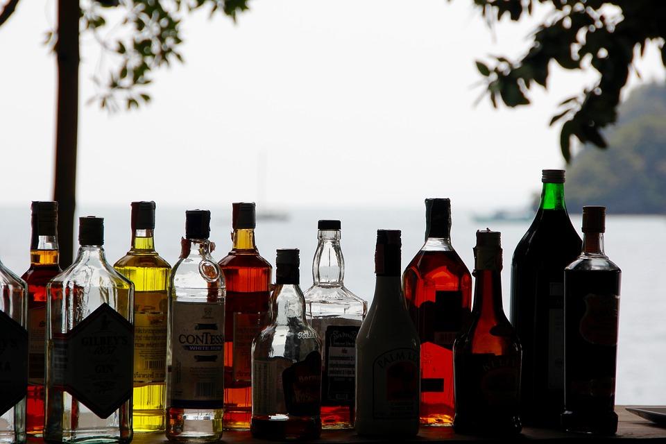 Bar, Alcohol Wetbar