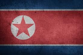 North Korean Flag, DPRK