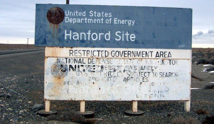 Hanford Washington Nuclear Waste Facility