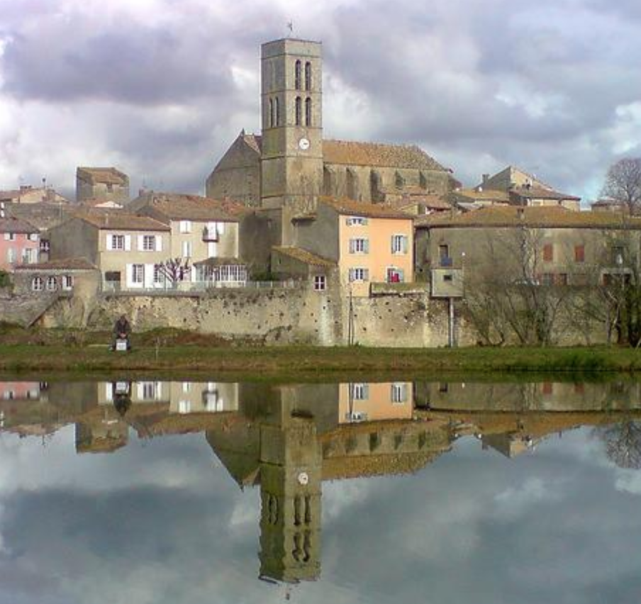 One Dead In Hostage Situation In Trèbes France Photo: WikiCommons, No Change, 93.21.21.yyy