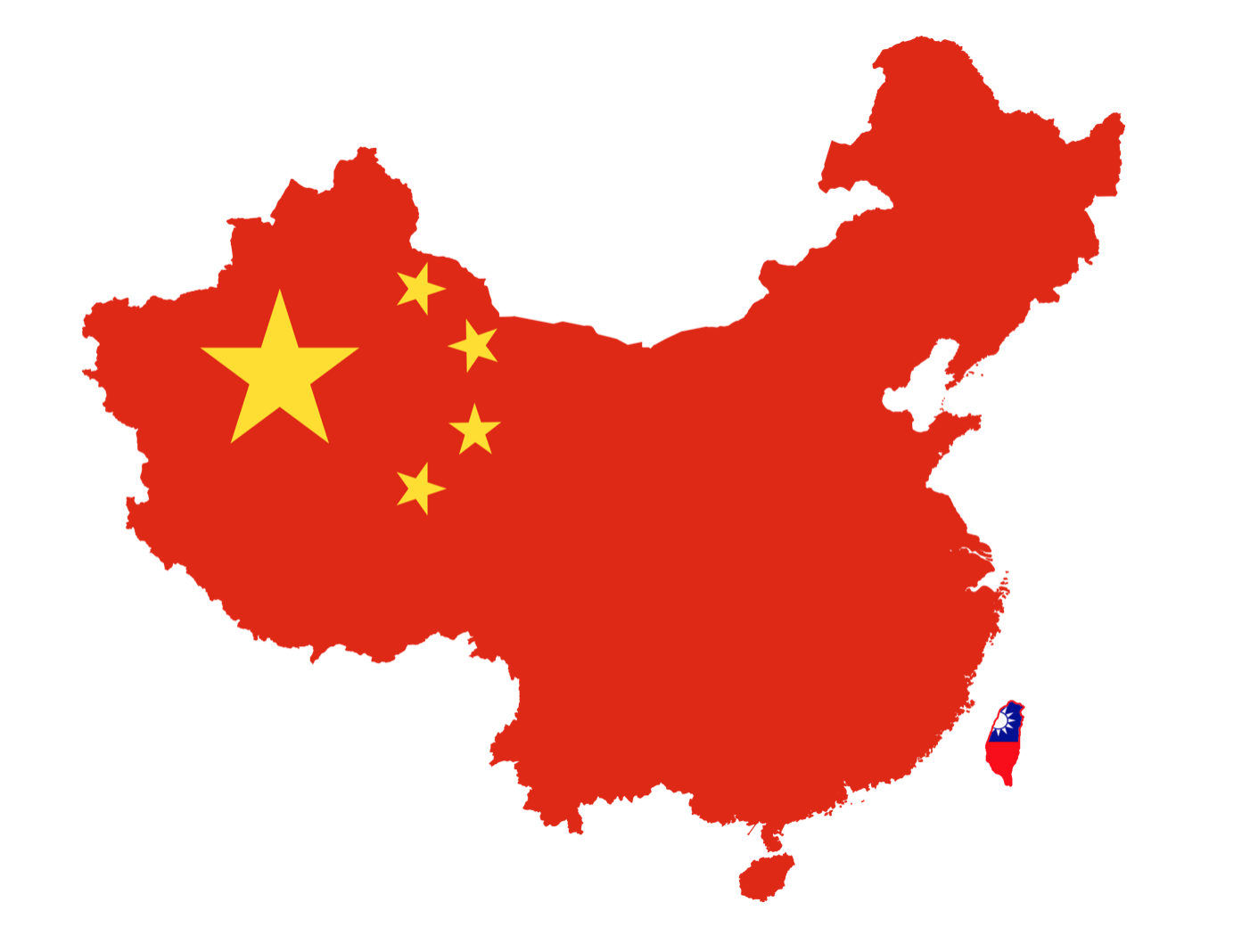 China Tests Missiles Over Weekend Photo: DrRandomFactor, WikiCommons, NoChange
