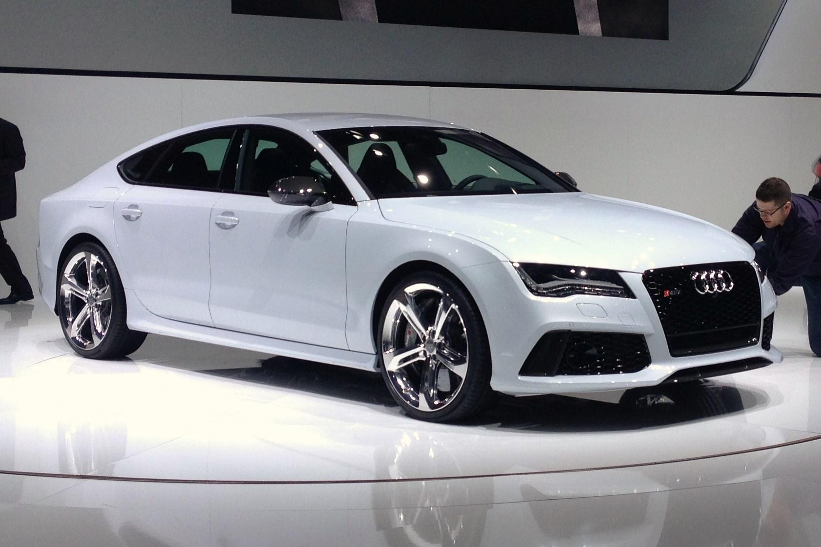 Audi vehicle A7