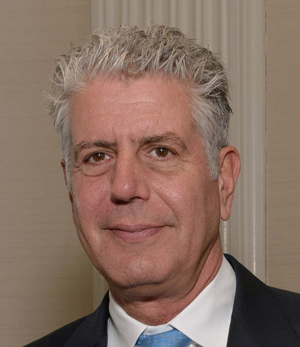 Anthony Bourdain Dead At 61 In France Photo: Wikicommons, Ɱ , No Change