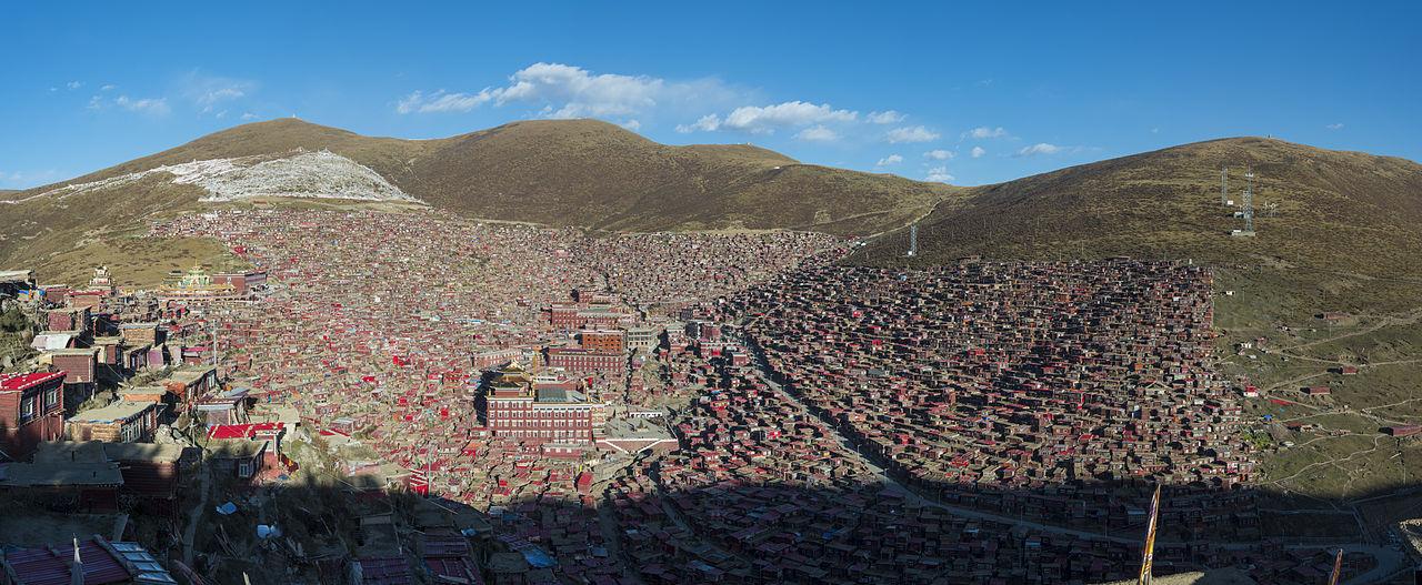 Larung Gar, Tibetan Learning Center