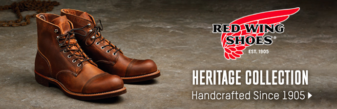 We sell the best Work Boots in Ohio stop by Red Wing Shoes