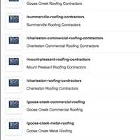 Titan Roofing LLC Keyword URLs in Findit
