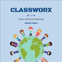 Connect with Instructors Online Classworx Virtual Instructor Directory 470-448-4734