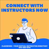 Classwrox Virtual Instructor Directory Connecting Students Instructors 470-448-4734