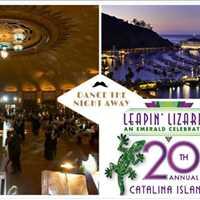 Leapin Lizards an Emerald Celebration