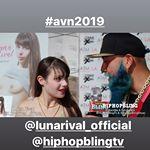 Check out the full AVN 2019 video @ Hip Hop Bling TV on youtube