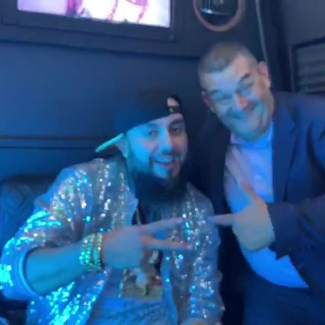 Partying with A Luxury Limo Service in Miami with that Hip Hop Bling TV